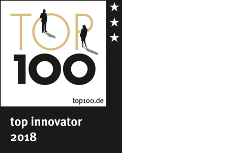 MPDV receives for the third time running the award TOP 100 Innovator.