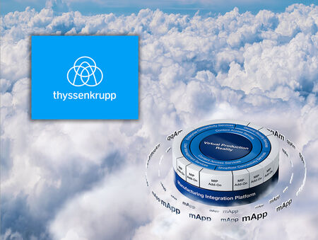 thyssenkrupp is a new MIP partner.