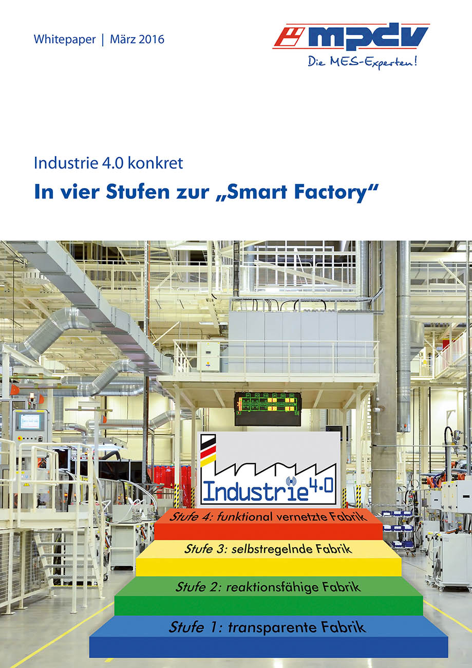In vier Stufen zur Smart Factory (2016)