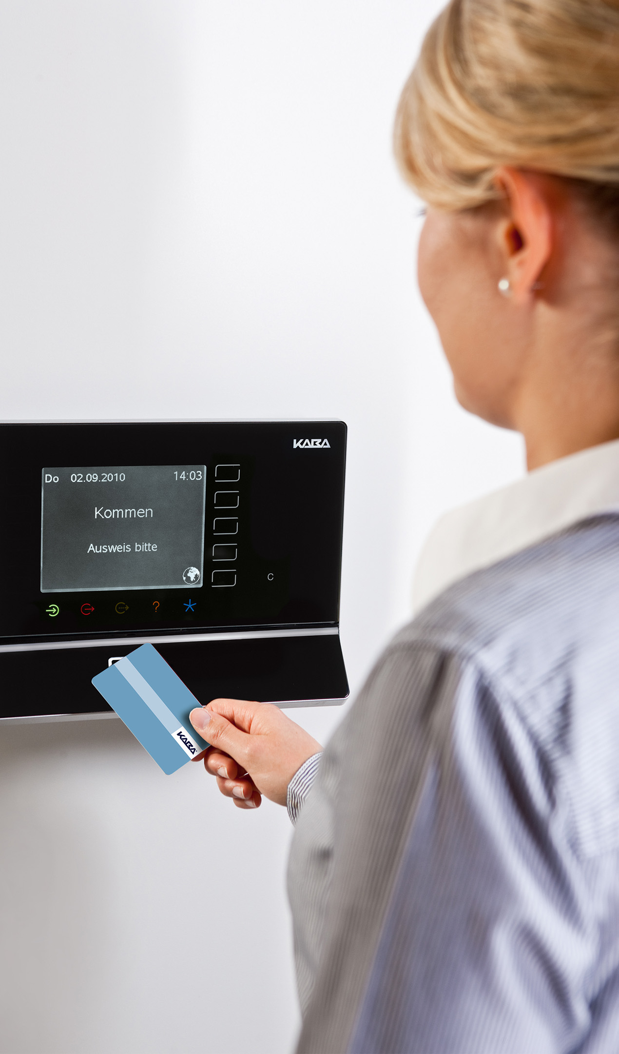 MPDV: Safeguard you operating areas with an access control module